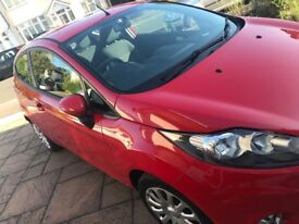 Ford fiesta Edge 2011 Great Condition £3550.00