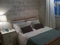 Double rooms to rent from £395 a month