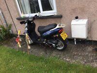 2009 jinlun 50cc Scooter