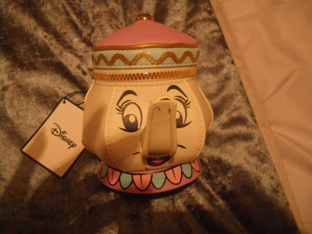 mrs.potts purse ,brand new ,disney tagged
