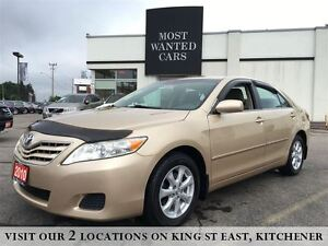 2010 Toyota Camry LE | 3.0L V6 | NO ACCIDENTS | REMOTE STARTER Kitchener / Waterloo Kitchener Area image 1