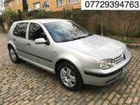 2004 Volkswagen Golf 1.6 Match 5dr # 1 YEARS MOT # Lovely Car # New Tyres #