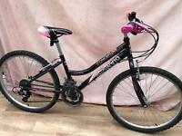 Mountain bike girls 24 inch wheels size