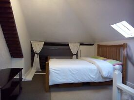 double room Sudbury Town 650£ pm for couple 550 £ for single