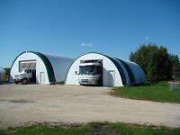 G&B Portable Fabric Buildings Sale
