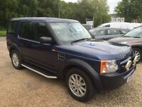 2006 Landrover Discovery FSH 104k