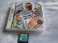 Family Game Night DS Game