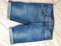 Mens/Boys Denim Shorts