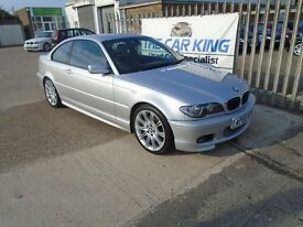 BMW 3 SERIES 3.0 330Cd Sport 2dr (silver) 2005