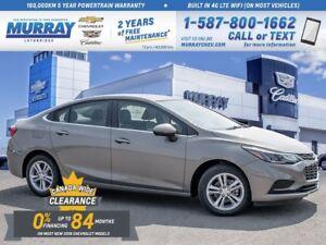 2018 Chevrolet Cruze -