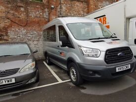Ford Transit 12 Seats - Direct from leasing company!