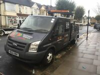 FORD TRANSIT SPEC LIFT RECOVERY TRUCK 350 2.4 DIESEL 156K MILES EXCELLENT CONDITION LWB TWIN CAB