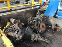 Ford pinto engines