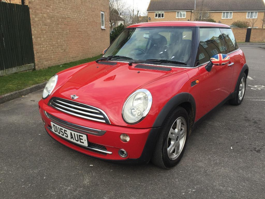 MINI ONE 1.6 PETROL MANUAL RED CHEAP CAR CLEAN LOW INSURANCE FSH NOT