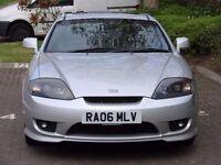 EXCELLENT SPORTS CAR!!! 2006 FACELIFT HYUNDAI COUPE 2.0 SE, FULL LEATHER, LONG MOT, WARRANTY