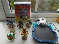 Skylanders Superchargers Game and Figures