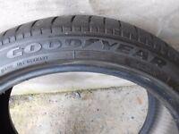 205/45/18 Goodyear Runflat Tyre