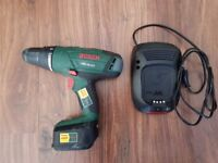 Bosch Hammer Drill 18 v Lion battery