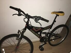 Never used Men's Moutain bike