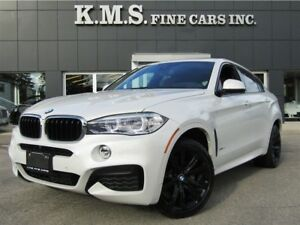 2016 BMW X6 xDrive35i| M-SPORT| DRIVING ASSISTANT PLUS PKG