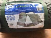 Lakesbury 5 tent