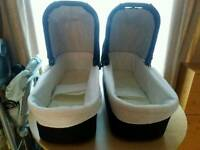 Out n about double carrycot