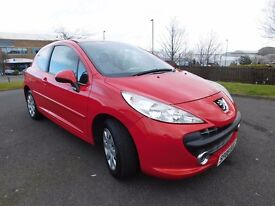 FOR SALE PEUGEOT 207 1.4 PETROL GOOD CONDITION
