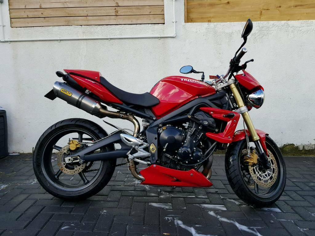 Triumph Street Triple 675 In Saltash Cornwall Gumtree