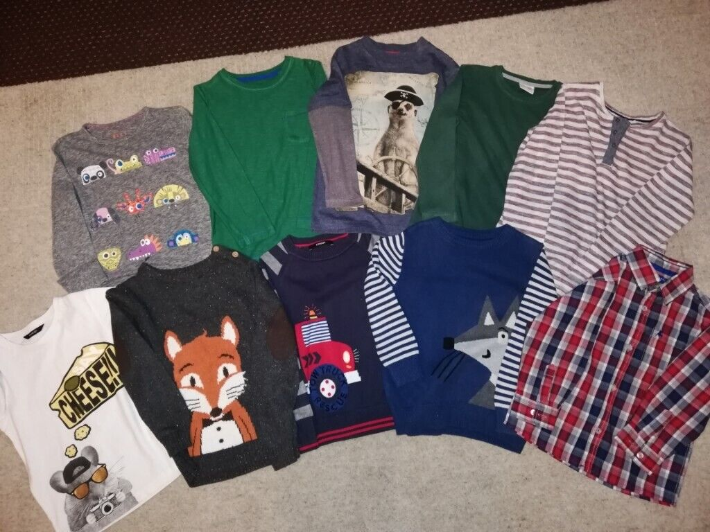 c451f135c   SOLD   Excellent condition boys clothing 4-5 years