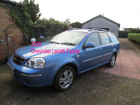 2008 Chevrolet Lacetti Estate Automatic
