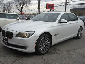 2011 BMW 7 Series 750i xDrive