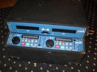 Old Citronic CD-2 dual cd player (for repairs)