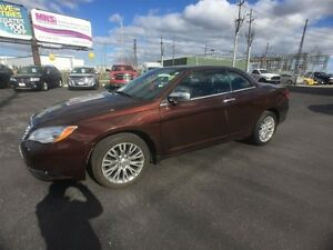 2012 CHRYSLER 200 LX- CRUISE CONTROL, CD PLAYER, POWER LOCKS & W