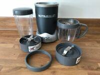 Nutribullet in Gunmetal Grey