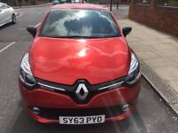 RENAULT CLIO 2013 ONLY 8K TOUCH SCREEN SATNAV MANUFACTURE WARRANTY Going Cheap for Quick Sale