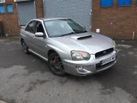 2005 Subaru Impreza 2.0 WRX Turbo 250BHP with Anti Lag, very fast