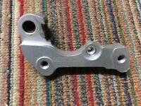 BRAKING Oversize Caliper Bracket POW78 -MOTOCROSS CR CRF KX KXF DR DRZ RM RMX RMZ YZ YZF 250 450 R X