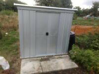 Yardmaster shed and base ideal for garden or allotment only 6 months old