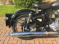 2016 Royal Enfield Classic 500 for sale, £3250.