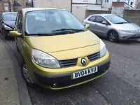 Bargain Renault scenic 1.5 diesel ,cheap for insurance 9 month mot