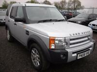 LAND ROVER DISCOVERY 2.7 3 TDV6 XS 5d AUTO 188 BHP (silver) 2008