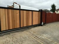 Automatic Gates, Fencing and decking. (Commercial or private) Supplied or fitting