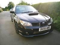 2006 Subaru impreza wrx 2.5 hawkeye