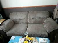 2 seater sofa good condition buyer to collect