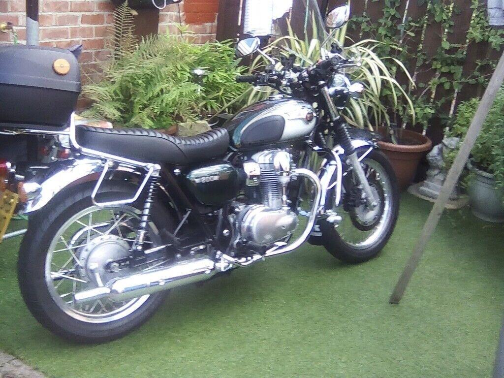 Kawasaki W800 For Sale In Gateshead Tyne And Wear Gumtree