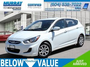 2014 Hyundai Accent GL**HEATED SEATS**BLUETOOTH**A/C**