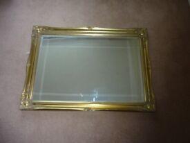 Mirror - Gold Suround