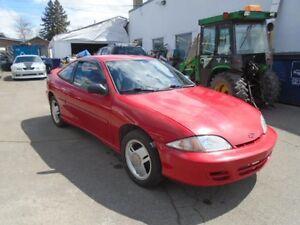 2002 Chevrolet Cavalier VL/VLX
