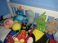 Kids soft talking toys