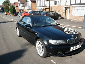 BMW 2004 Convertible E46 Facelift Model